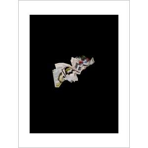 KATHRIN GANSER | Gyro-Scans #7 | 2014 | Plazas # LP/MP/PP series | Lightjet Print | 32 x 24 cm/40 x 30 cm, Ed. 10