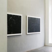 Exhibiton view | Valentina Torrado: Wald V, 2017 / Wald III, 2017