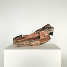 SARAH STRASSMANN: body 01 / from: The Kingdom, 2018 Pigment print, folded, 50 × 20 × 25 cm © Sarah Straßmann/ VG Bild-Kunst
