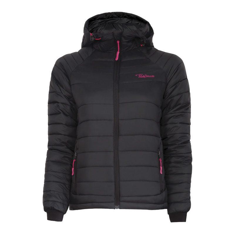 Manteau isolé pour femme   Nylon jacket