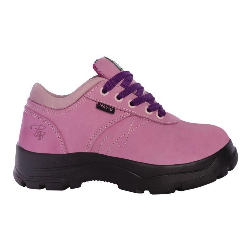 Pilote et filles   Soulier de sécurité pour femme   Woman Safety Footwear