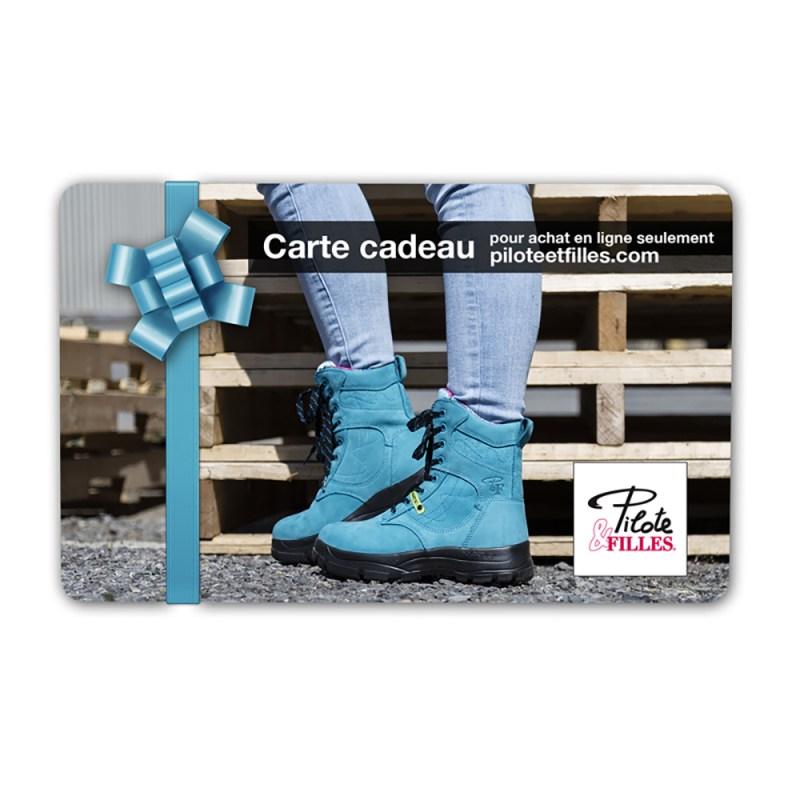 Carte Cadeau Pilote & Filles - V17