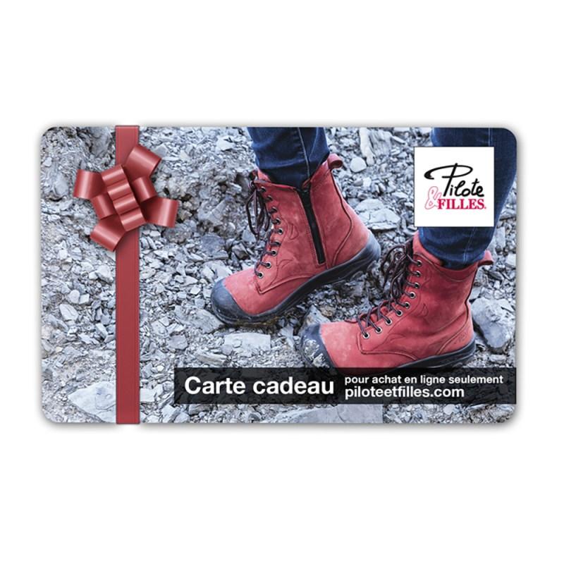 Carte Cadeau Pilote & Filles - V19