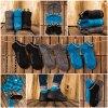 Bas courts en laine mérino pour femme – Paquet de 3 | Pilote et Filles