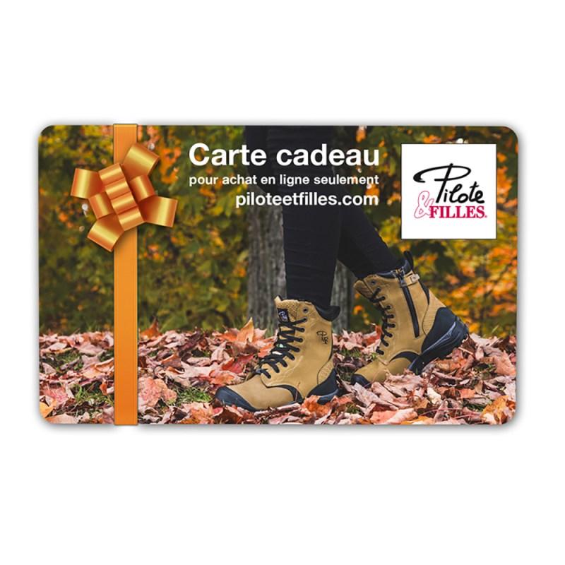 Carte Cadeau Pilote & Filles - V21