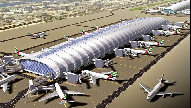 Аэропорт «Дубай»