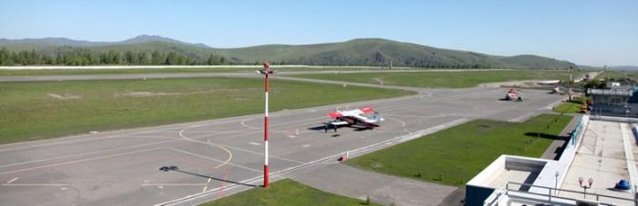 Аэропорт Горно Алтайск фото