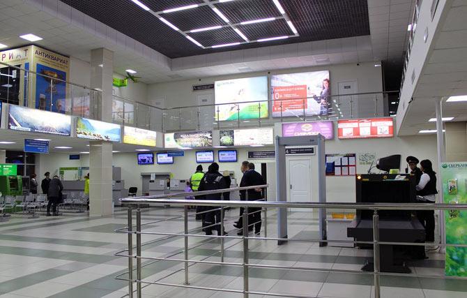 Аэропорт Горно Алтайск фото внутри