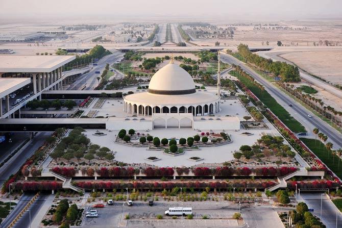 Аэропорт Король Фахд