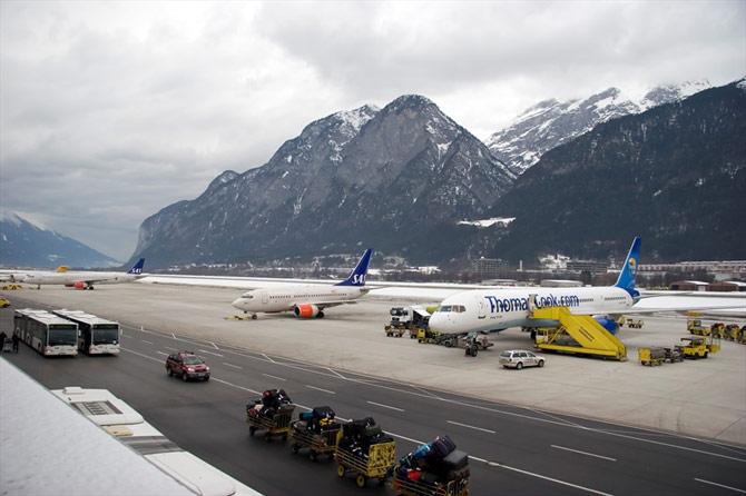 аэропорт – Кранебиттер