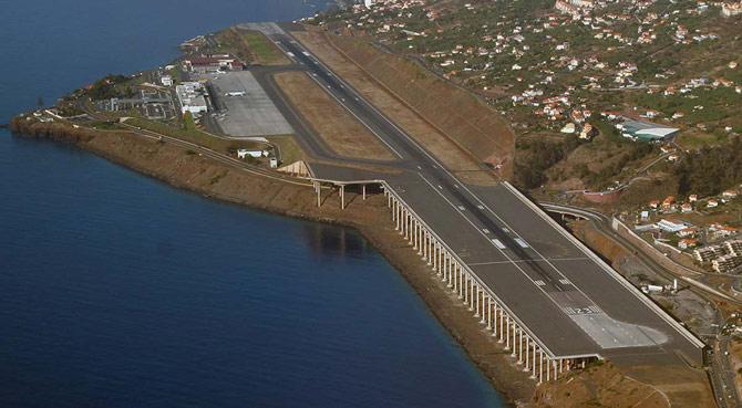 аэропорт Мадейры фото