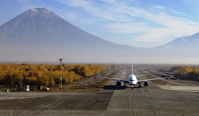 аэропорт Петропавловск-Камчатский
