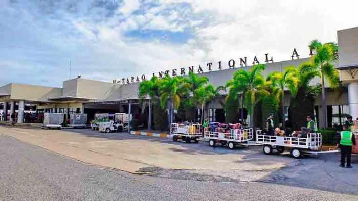 Аэропорт У-Тапао
