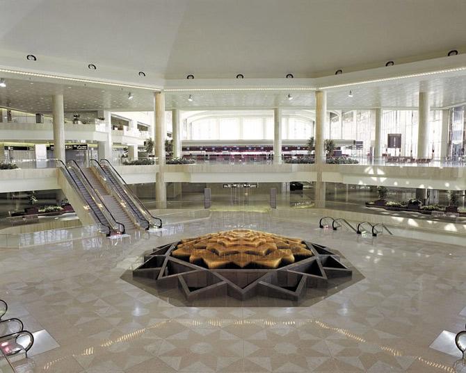 Аэропорт внутри Король Фахд