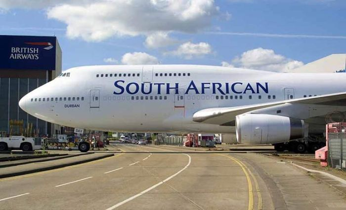 Боинг-747-400