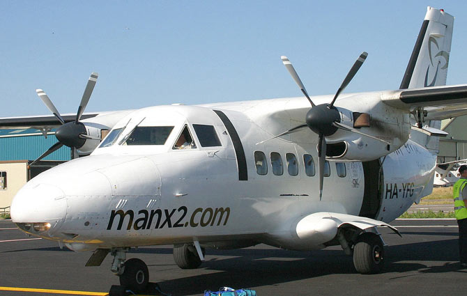 Характеристики самолета Л-410