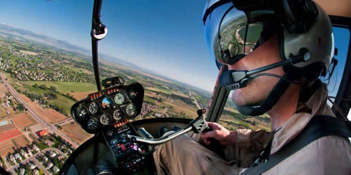 Как стать пилотом вертолета