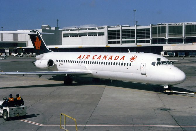 McDonnell-Douglas DC-9