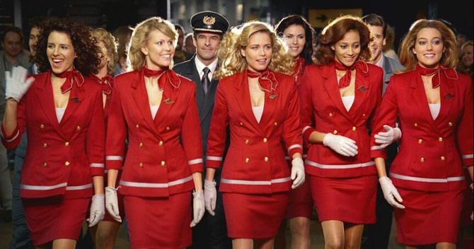 От чего зависит оклад стюардессы