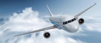 Скорость пассажирских самолетов