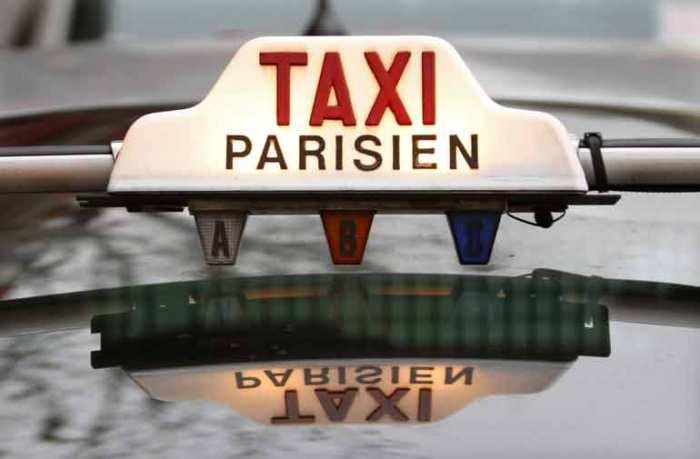 такси Шарль-де-голль
