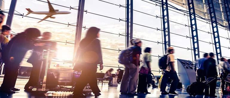 Транзитная зона аэропорта