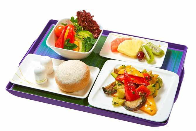 Вегетарианское бизнес S7
