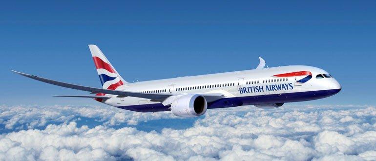 Высота пассажирских самолетов