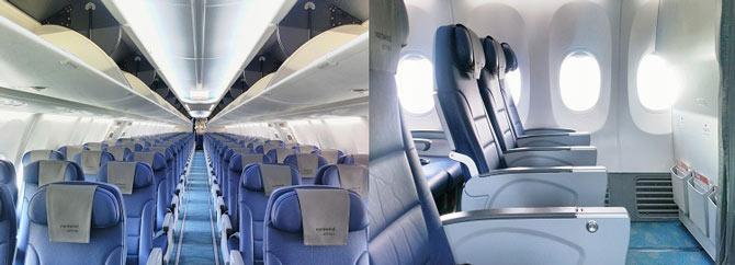737-800 фото салон