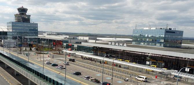 Аэропорт Праги Рузине