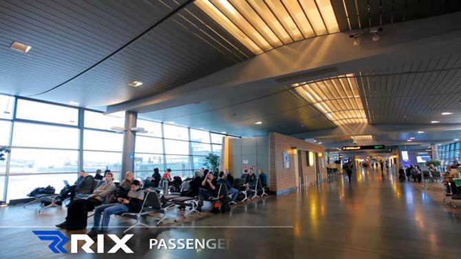 Аэропорт Рига фото