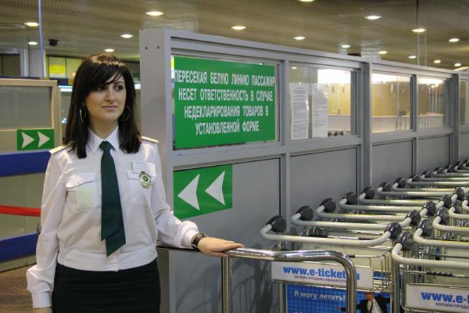 Аэропорт Шереметьево таможенный контроль