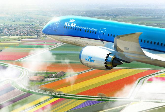 Авиапарк KLM
