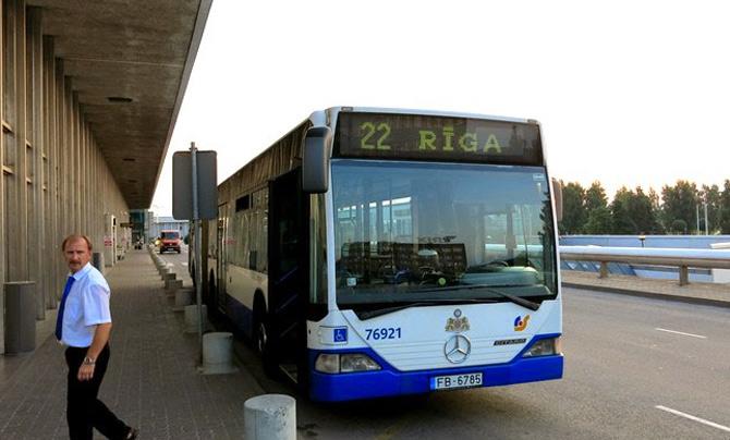 Автобус 22