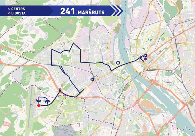 Автобус 241