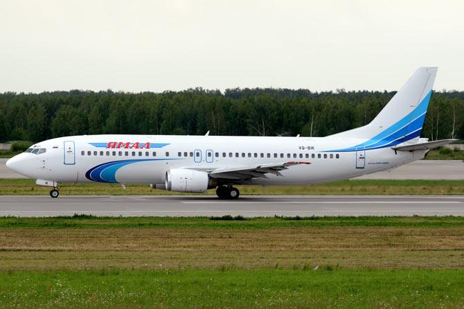 Ямал Boeing 737-400