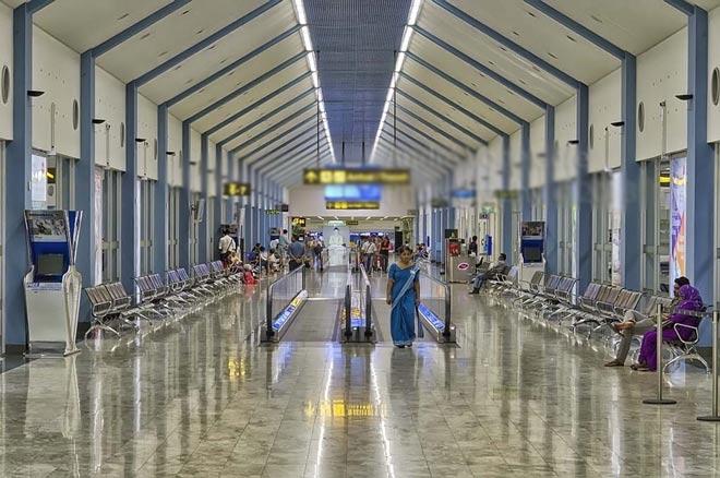 Аэропорт Коломбо Шри Ланка