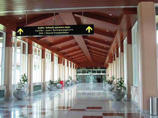 Аэропорт Шри Ланка Маттала фото 1