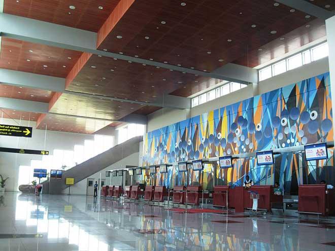 Аэропорт Шри Ланка Маттала фото 2