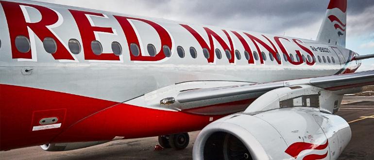 Авиакомпания Ред Вингс
