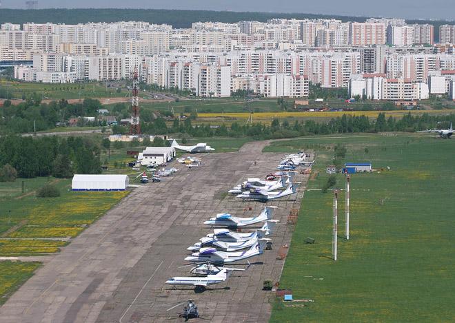 Грузовой терминал аэропорта