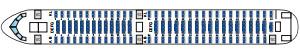 767 200 Схема салона