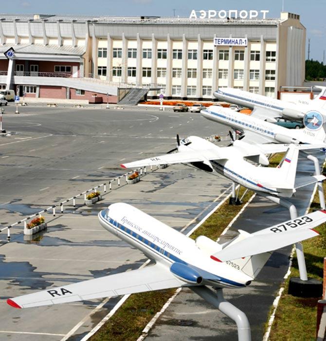 Фото аэропорта Нижневартовск 5
