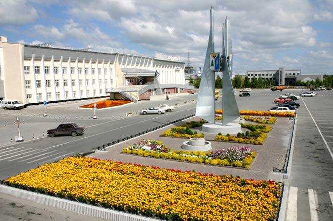 Фото аэропорта Нижневартовск 6