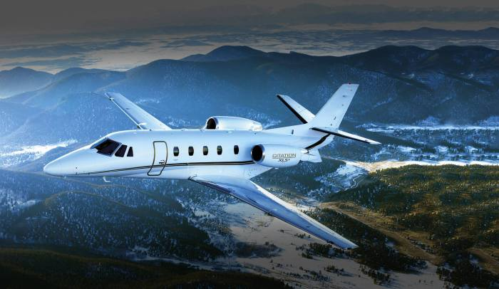 самолет Cessna Citation XLS+