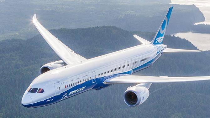 Боинг 787 (Dreamliner)