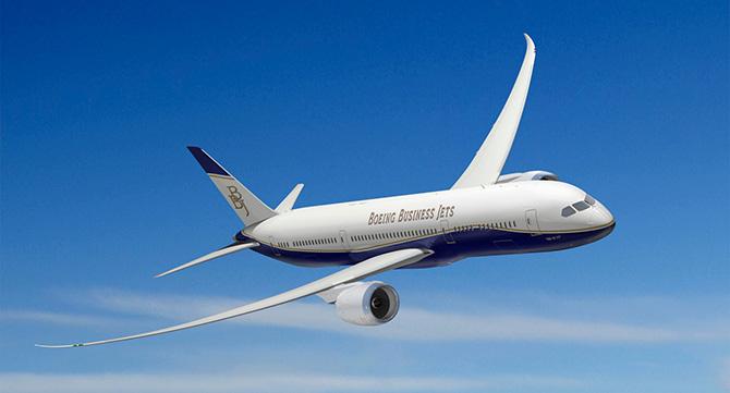 Боинг 787 (Dreamliner) история производства
