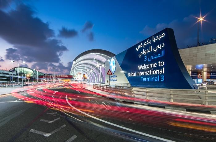 Аэропорт Дубаи