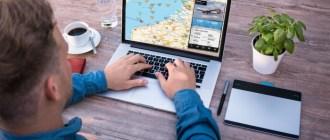 Сервисы по отслеживанию самолетов онлайн