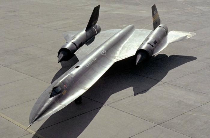 YF-12 Lockheed